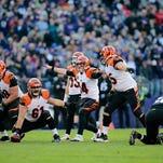 Inside the helmet: Cincinnati Bengals