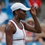 Venus Williams, Angelique Kerber out at Western & Southern Open