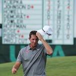 Merritt Island golfer struggles in 3rd round of Open