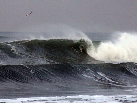 California High Surf