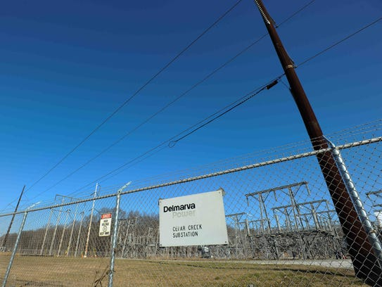 Delmarva Power is the largest electricity provider