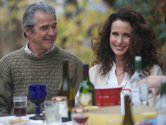 """Gareth Williams and Andie MacDowell star """"Love After"""