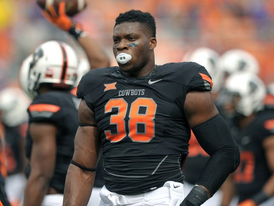 Oklahoma State will enjoy Emmanuel Ogbah while it has him Emmanuel Ogbah