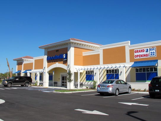 A Goodwill store is the first of 10 businesses planned