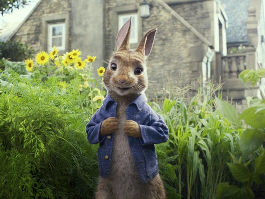Film Review Peter Rabbit (5)