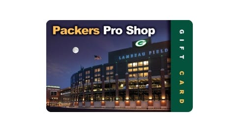 packers pro shop