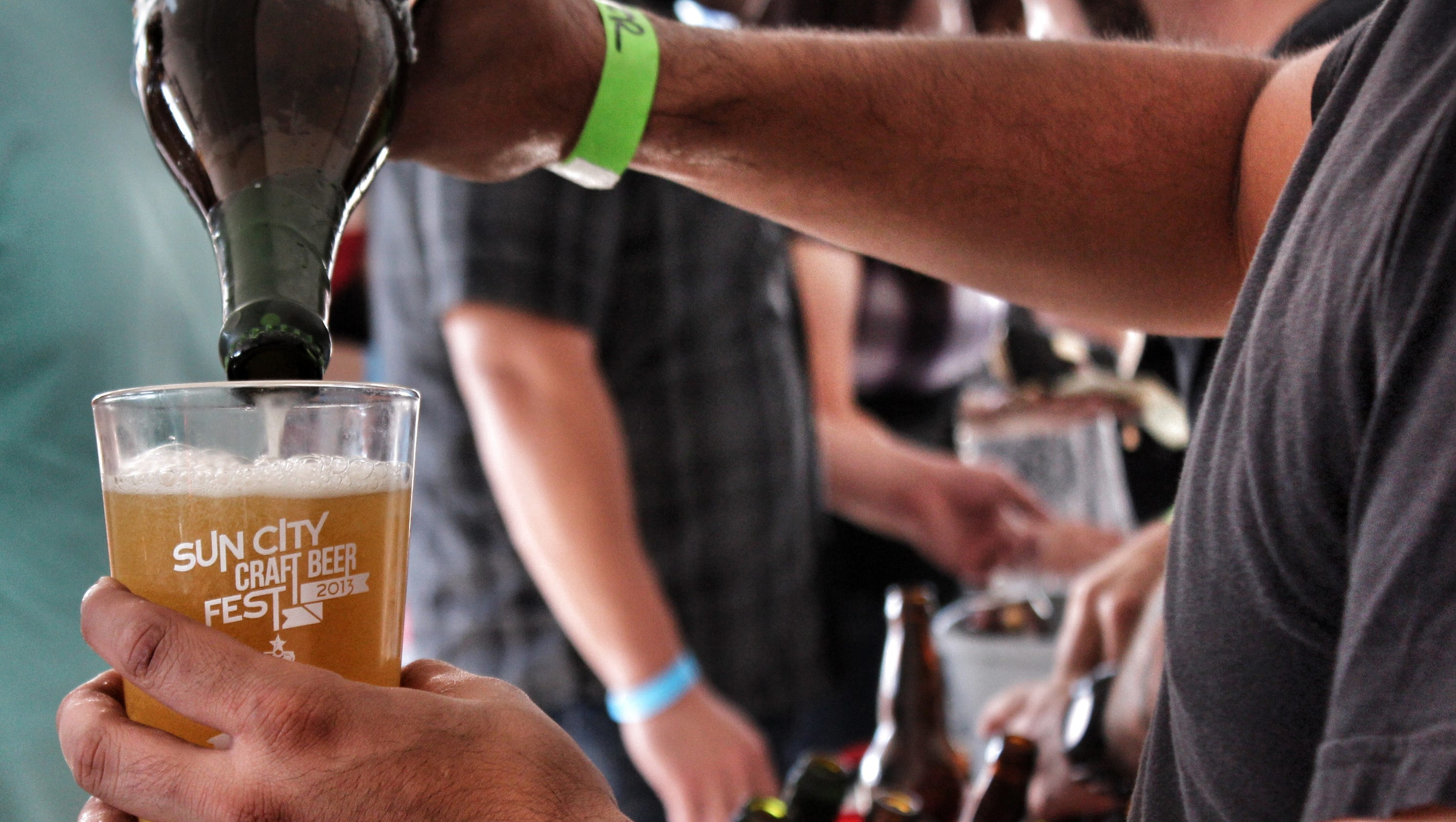 craft beer festival tasting 101 from sun city craft festival 1408