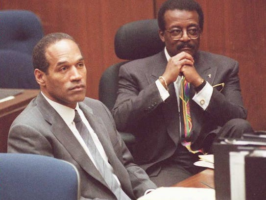 analysis of the oj simpson case Mark fuhrman (born february 5 fox butterfield's analysis of fuhrman's service record showed that ruled inadmissible in the simpson case because they were.