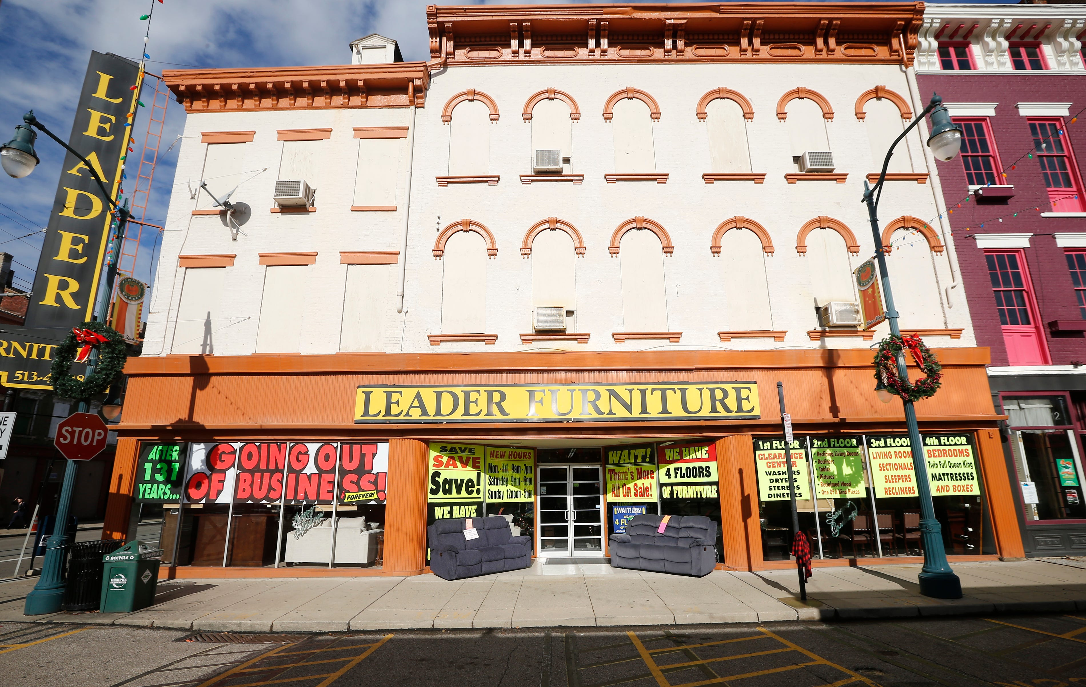 Longtime Retailer Leader Furniture Is Closing Its Store