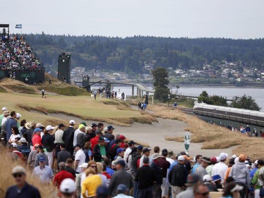 US Open Golf_Russ