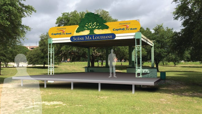 Stages at Festivals Acadiens et Creoles will be crowned this year.