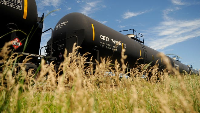 State funding will allow study of key intersections affected by increased oil train traffic.