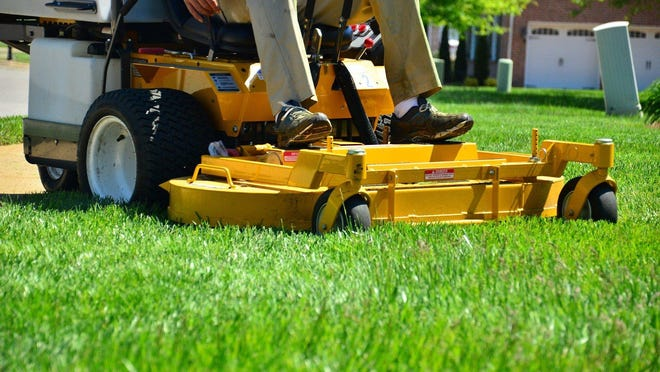 Lawncare chores should include planting in the fall.