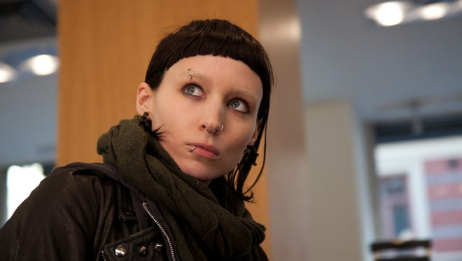 "Rooney Mara starred in the U.S. film adaptation of ""The Girl with the Dragon Tattoo."""