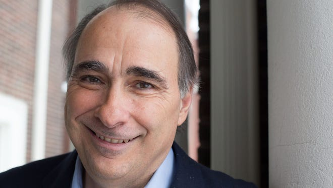 David Axelrod is interviewed for USA TODAY's Capital Download.