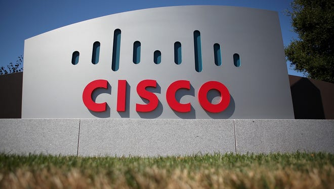 Cisco Systems said in August that sales in Asia were flat in the latest quarter and fell 2% for the fiscal year.