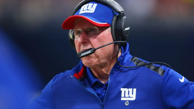 Tom Coughlin is signed through the 2016 season.