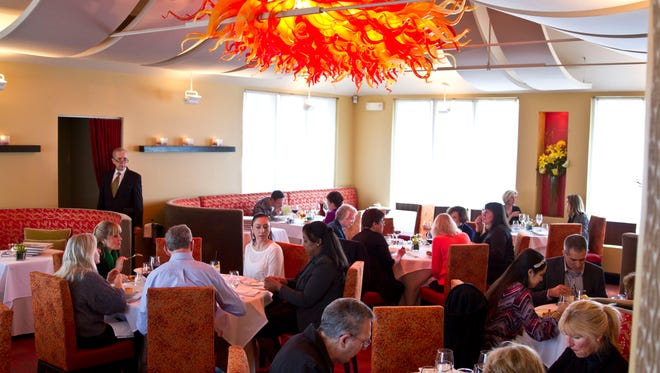 The Asbury Park Press presents Luxe Lunch at Nicholas. The meal is an offer as part of our Insider subscriber loyalty program.