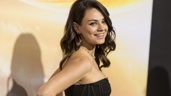 Mila Kunis is James Corden's first guest.