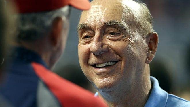 Dick Vitale was a hitchhiker who helped put the University of Detroit basketball program into the national spotlight.
