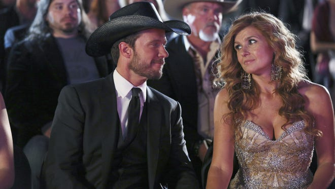 "Will Chase and Connie Britton star in ABC's ""Nashville."""