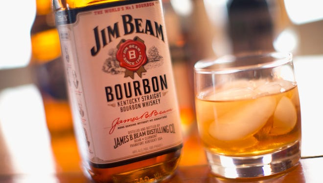 Jim Beam bourbon will be a highlight of the bourbon cruise planned by American Queen Steamboat Company.