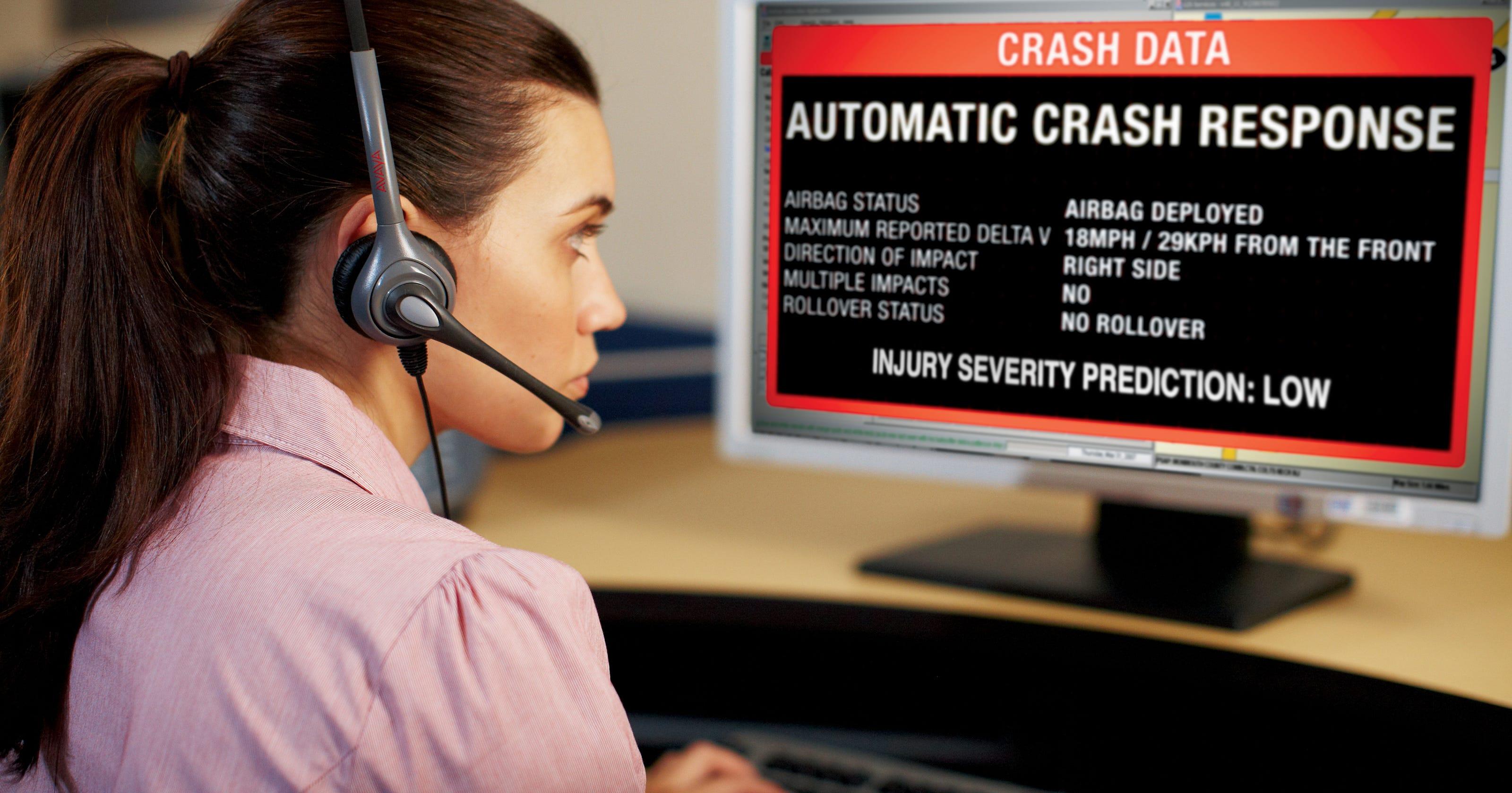 OnStar injury predictor may help treat crash victims