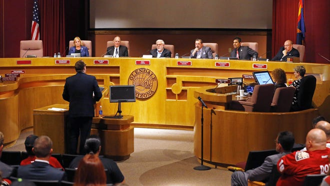 The Glendale City Council voted this week to void the city's 15-year lease agreement with the Coyotes.
