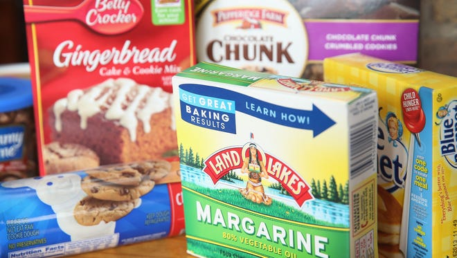 The FDA proposed a rule change Tuesday that would eliminate trans fat from all processed foods.
