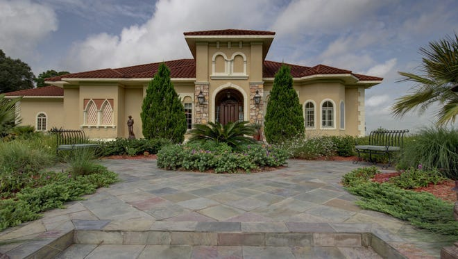 Eunice estate is more than 4500 sq ft, 4 Bed, 4 bath beauty for $1.1M.