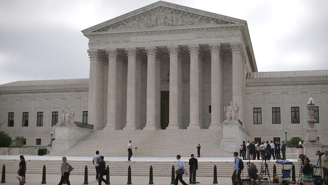 Letter: If the Supreme Court ruled in favor of GOP, that would still be judicial activism.