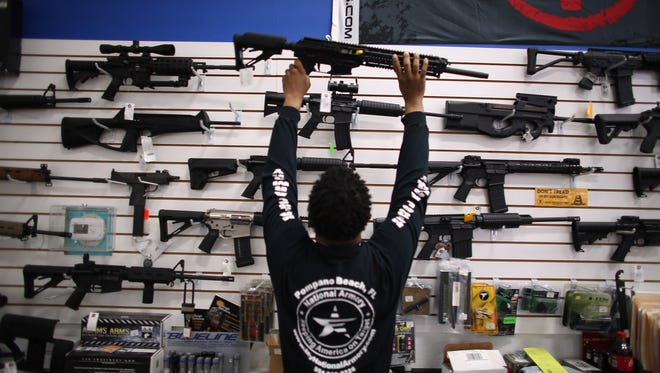 The Seattle City Council is considering a new tax on gun sellers to collect money for gun violence prevention.