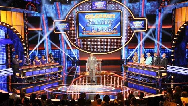 """Celebrity Family Feud"" returns this Sunday."