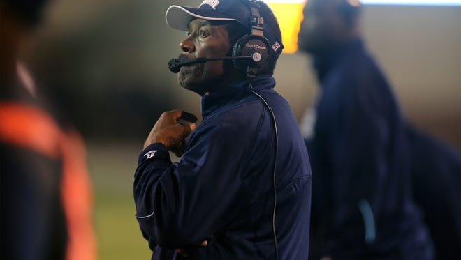 JSU coach Harold Jackson will try to come up with a winning formula against Alabama A&M after last year's loss.