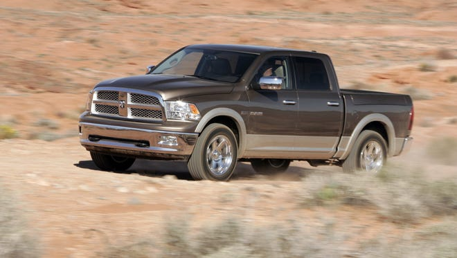 The 2009 Ram 1500 Laramie is among the vehicles that have previously been recalled by Fiat Chrysler and are now part of a buyback program.
