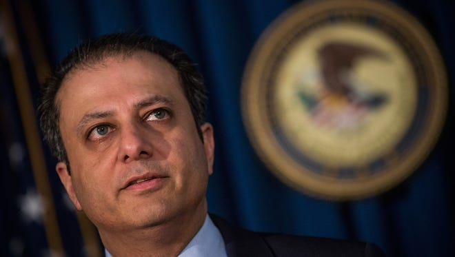 Preet Bharara, U.S. Attorney for the Southern District of New York, suffered a major setback in his insider trading crackdown when the U.S. 2nd Circuit Court of Appeals overturned the convictions of Level Global co-founder Anthony Chiasson and Diamondback portfolio manager Todd Newman.