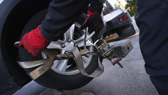 The maximum fee towing companies can charge hasn't been raised in 10 years.