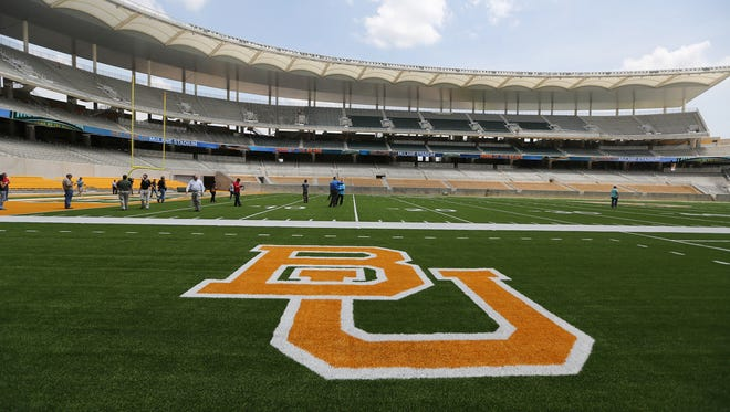 Baylor will find itself facing questions about why it admitted a player who had previous history of abuse.