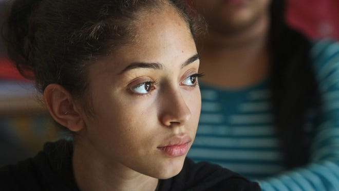 Pooja Patel, a student at Roosevelt High School in Yonkers