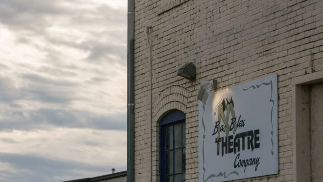 Bas Bleu Theatre Company on Wednesday, Sept. 30, 2015.
