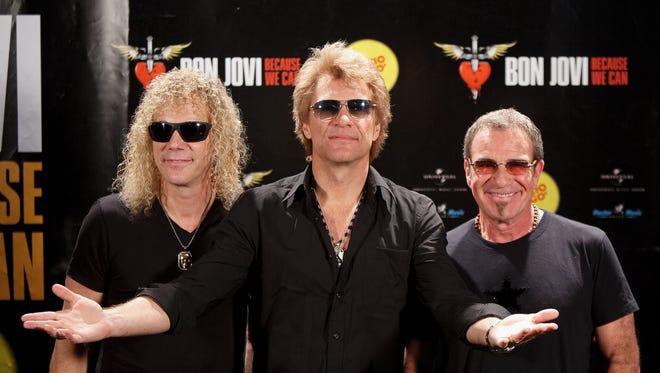 Bon Jovi: No Super Bowl this year.