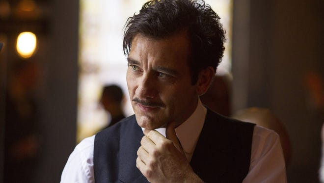 """Clive Owen stars in Cinemax's """"The Knick."""""""