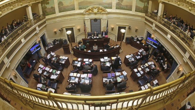 The trigger for about three-fourths of the new laws is May 10 because it's a default date under state law that marks 60 days from the end of the Utah's short legislative session.