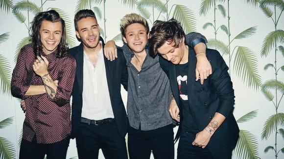 The 1D boys.