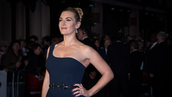 Kate Winslet at the 'Steve Jobs' premiere.