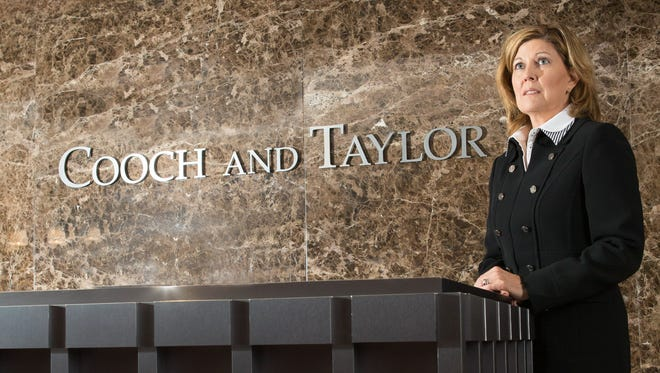 Former Family Court Chief Judge Chandlee Johnson Kuhn is now an attorney at Cooch and Taylor