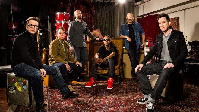 Galactic performs at Duling Hall at 7:30 p.m. Tuesday.