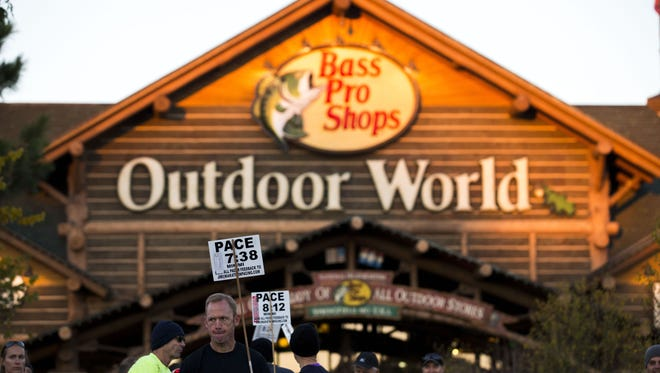 Bass Pro Shops is headquartered in Springfield, Missouri.