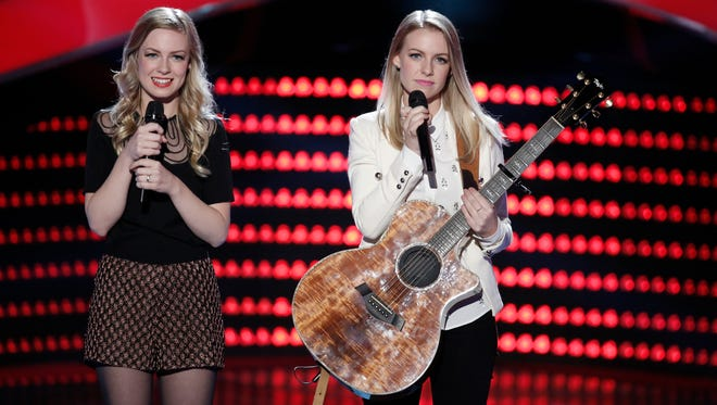 "Andi & Alex's plans after ""The Voice"" include a show in January at the Meyer Theatre."