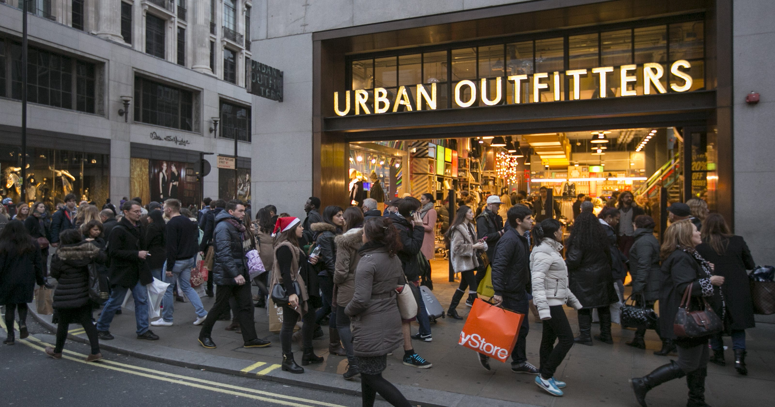 Why Is Urban Outfitters buying an Italian food chain – Urban Outfitters Business Plan